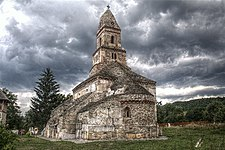 XIII century church from Densuş.jpg
