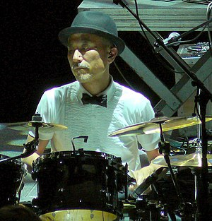Yukihiro Takahashi - Performing with YMO in 2008