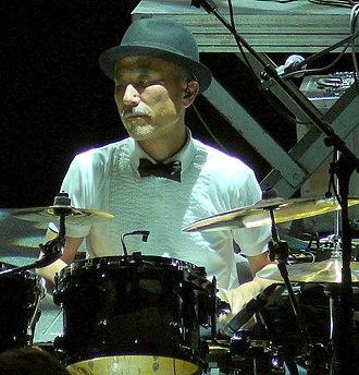 Yukihiro Takahashi - Performing with YMO in 2008
