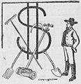 Yard tools and a dollar sign.jpg