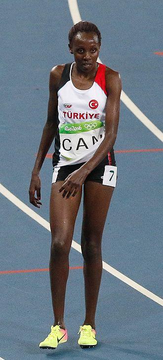 Yasemin Can - Yasemin Can at the 2016 Olympics