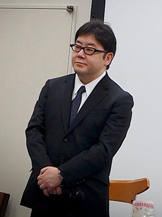 Yasushi Akimoto - Yasushi Akimoto on March 14, 2012