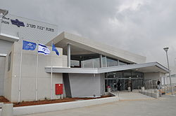 Yavne west train station1.JPG