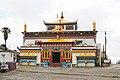 Yiga Choeling Monastery, Ghum 02.jpg