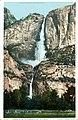 Yosemite Falls, Yosemite Valley, Calif. Total descent of 2600 feet. (NBY 7591).jpg