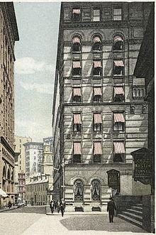 Hotel Boston Map.Young S Hotel Boston Wikivisually