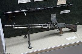 ZB vz. 26 at Great Patriotic War museum in Smolensk.jpg