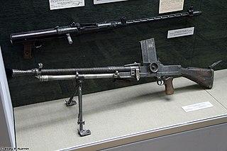 ZB vz. 26 Light machine gun