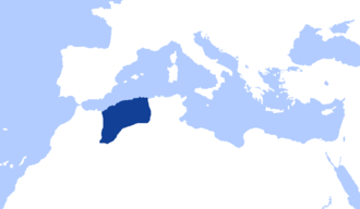 Kingdom of Tlemcen - The Zayyanid kingdom of Tlemcen in the fifteenth century.