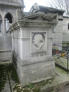 Charles Zeuner German-born United States musician and composer