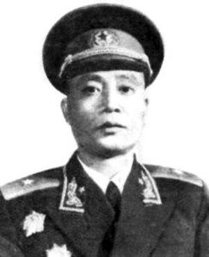 Zhang Tingfa - Zhang Tingfa in 1955