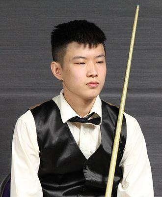 Zhao Xintong - Paul Hunter Classic 2016