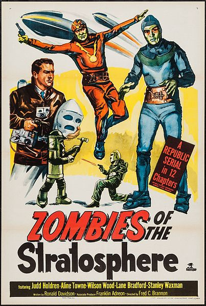 File:Zombies of the Stratosphere poster.jpg