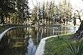 Zugdidi Botanical Garden Artificial Lake.jpg