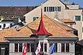 Zunfthaus zur Zimmerleuten (Abschluss Renovation Oktober 2010) - Wühre 2010-10-08 14-57-36.JPG
