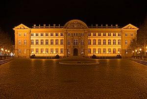 Schloss Zweibrücken - Image: Zw schloss