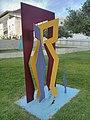 """""""משפחה"""" - פסלה של מימי רוזנברג.jpg"""