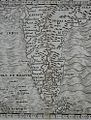 """Calecut Nova Tabula"" by Giacomo Gastaldi, from his 1548 edition of Ptolemy's 'Geography' (Venice).jpg"