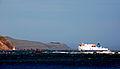 'Kaitaki' entering Wellington Harbour, New Zealand, 13 October 2006.jpg