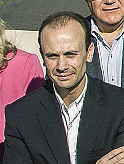 (José María Rotellar) Presentación Candidatura del PP al ayuntamiento de Madrid (2015) (cropped).jpg