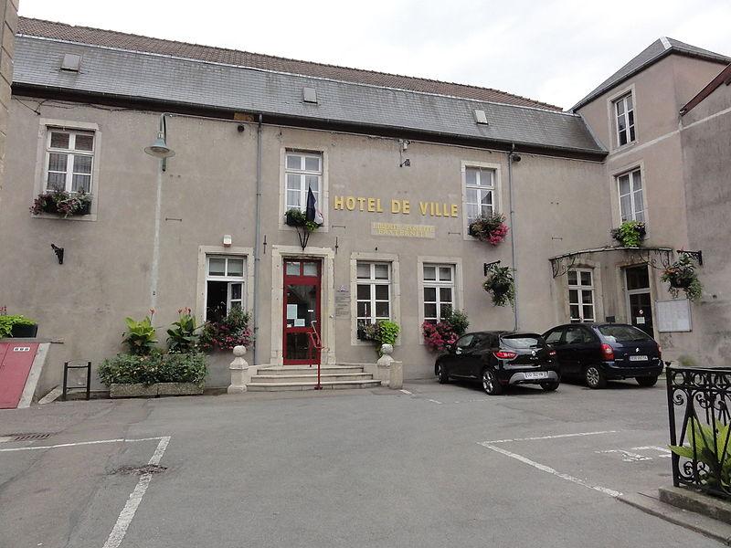 Écrouves (Meurthe-et-M.) mairie