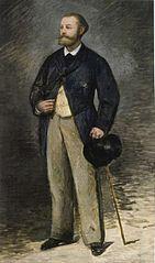 Portrait d'Antonin Proust, Ministre des Beaux-Arts