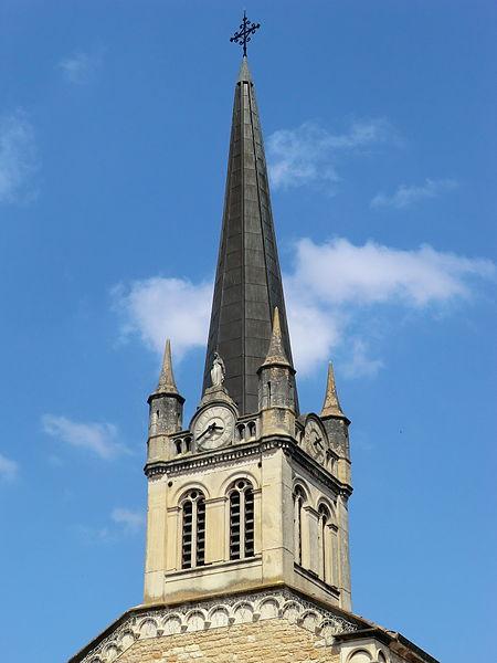 Église Notre Dame de l'Assomption de Fareins.