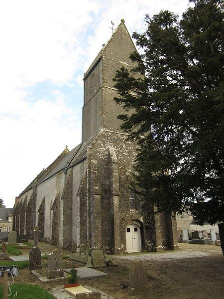 Église Saint-Christophe de fr:Blosville