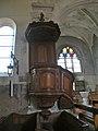 Église Saint-Denis de Sérifontaine chaire 1.JPG