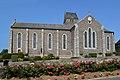 Église Saint-Laurent de Saint-Laurent-de-Cuves. Vue sud.jpg