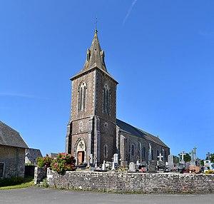 Église Saint-Ouen de Lengronne