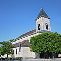 Église St Germain Auxerrois Romainville 10.jpg