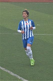 Ümran Özev Turkish womens footballer