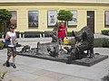 Świdnica -Rodzina Dzików (locha z warchlakami) dzieło sztuki.jpg