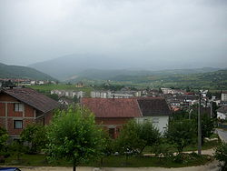 View on Šipovo