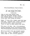 Życie. 1898, nr 14 (2 IV) page04-1 Perzyński.png