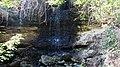 Балка Басанька. Водоспад. НПП Великий Луг.jpg
