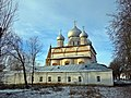 Великий Новгород, Знаменский собор, Восточный корпус.jpg