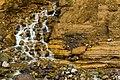 Водопад в урочище Джилысу, сентябрь 2014 г. 01.jpg