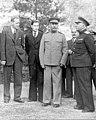 Гопкинс, Бережков, Сталин, Молотов и Ворошилов.jpg