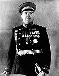 Дважды Герой Советского Союза генерал-половник В. И. Чуйков в парадной форме.jpg