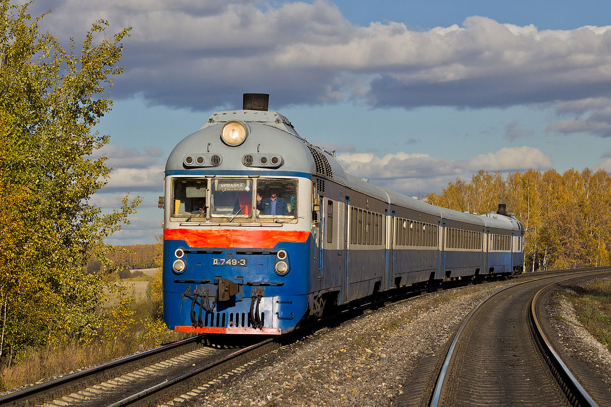 SŽD-Baureihe Д1 – Wikipedia