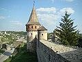 Каменец-Подольский фрагмент замкового моста -2.JPG