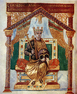 Holy Roman Emperor and King of West Francia