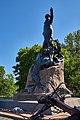 Кронштадт. Якорная площадь. Памятник адмиралу С.О.Макарову.jpg