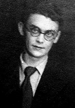 Leonid Gaidai - Image: Леонид Гайдай, 1941 год