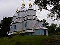 Михайлівська церква (дер.), (смт) Вороновиця, вул. Коцюбинського,15.jpg