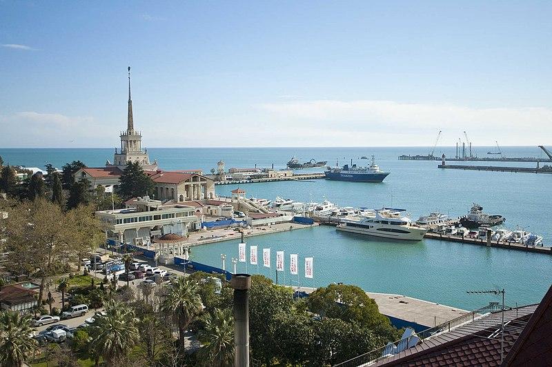 File:Морской порт Сочи и прилегающая территория 04.jpg