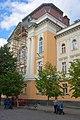 Педагогический университет Берегово - Pedagogical University Beregove (10233480436).jpg