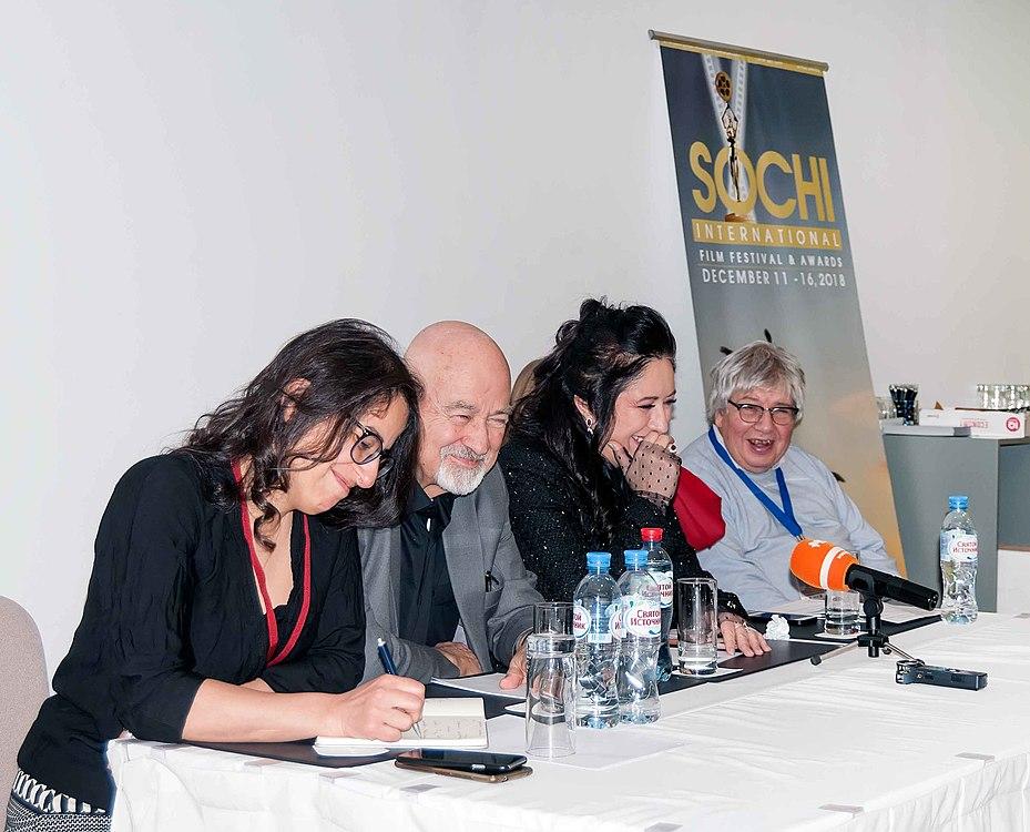 Пресс-конференция «Достижения третьего SIFFA» 01.jpg